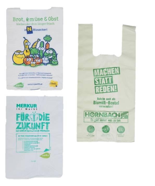 Natural bio bags