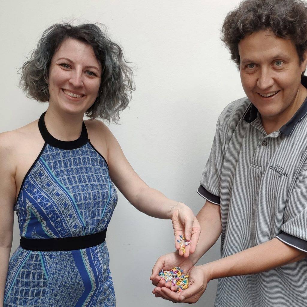 NaKu und das Ameisen-Kunstprojekt von Julia Bugram