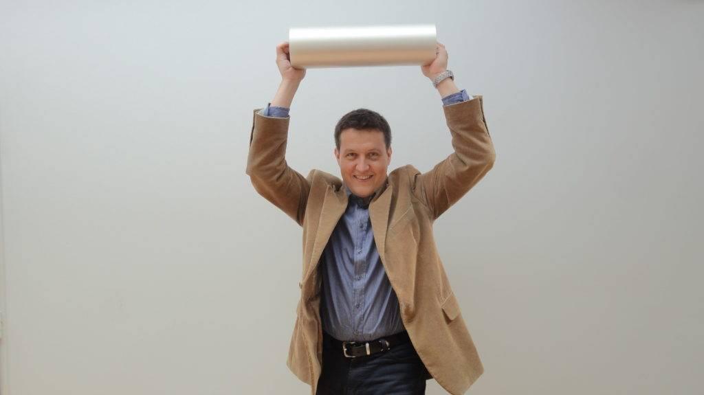 Johann Zimmermann - NaKu Vortrag bei der Lebensmittel-Versuchsanstalt