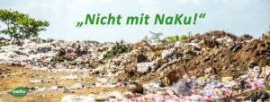 Biologisch abbaubarer Kunststoff gegen die Plastikflut.