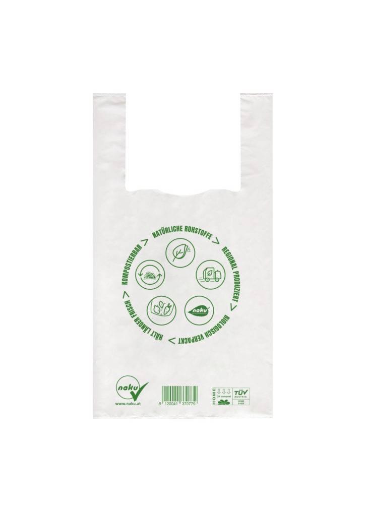 NaKu Biobeutel, Biosackerl kleine Ausführung