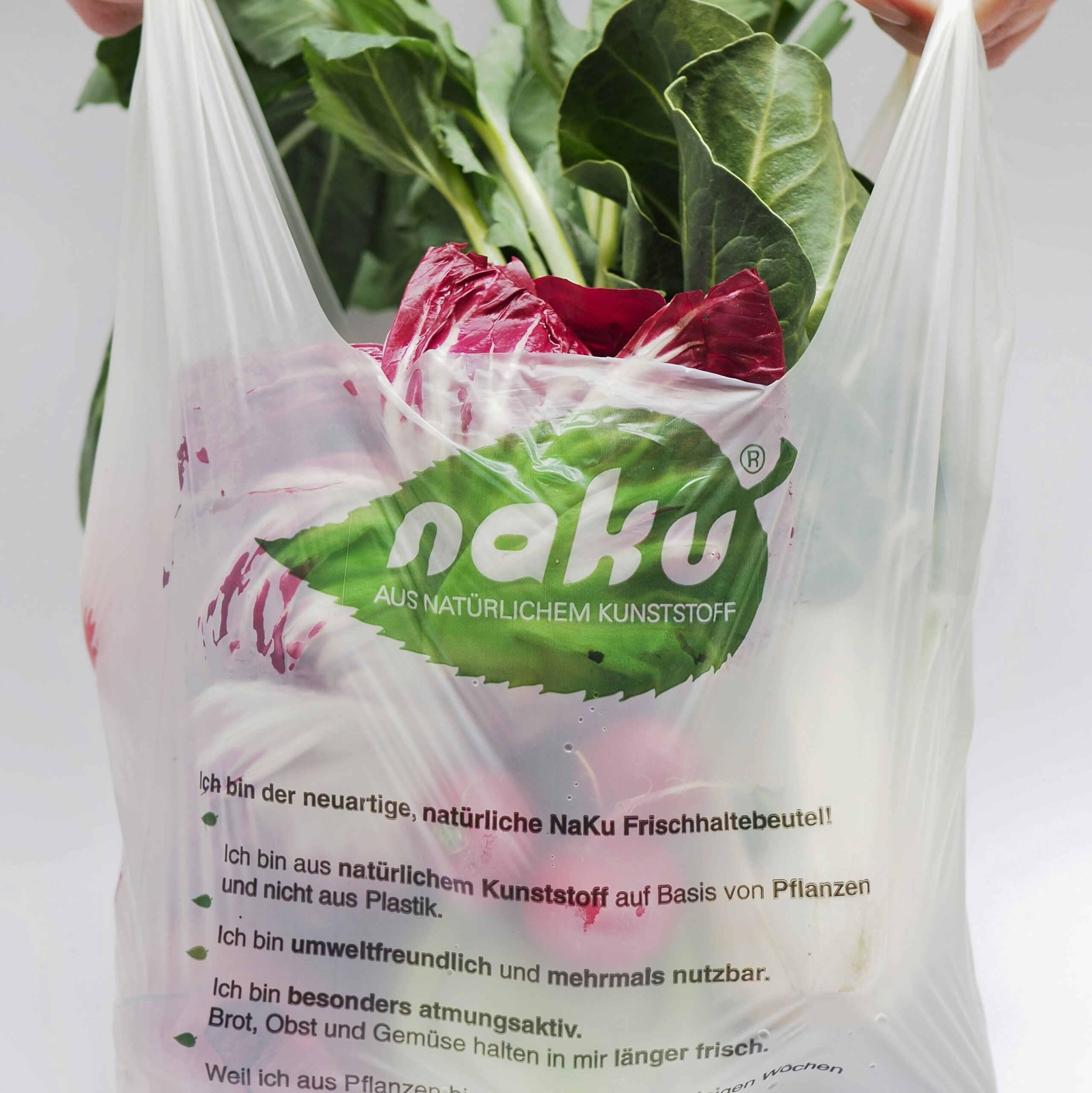 Compostable bio plastic bag
