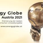NaKu wurde beim Energy Globe Austria als Sieger in der Kategorie Erde prämiert und ist auch für den 22. Energy Globe World Award nominiert!